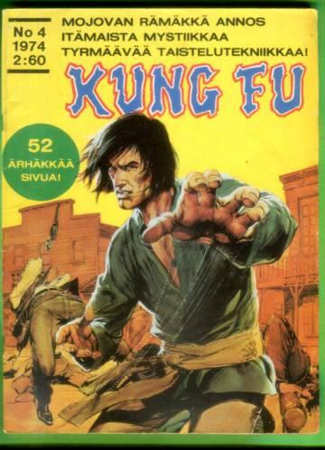 Kung Fu 4/74