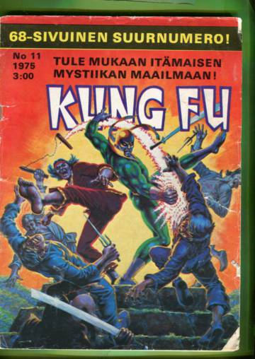 Kung Fu 11/75