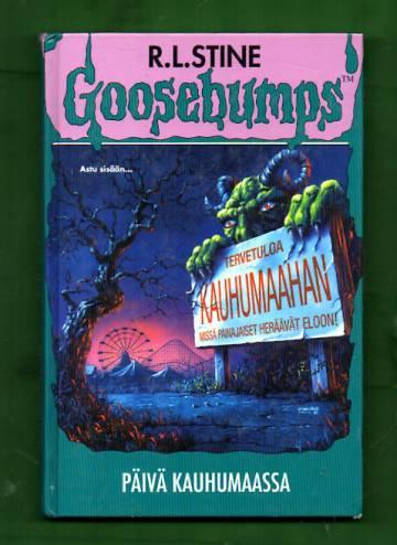 Goosebumps - Päivä kauhumaassa