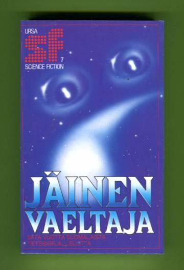 Jäinen vaeltaja - Sata vuotta suomalaista tieteiskirjallisuutta