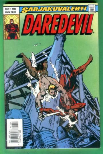 Sarjakuvalehti 9/95 - Daredevil
