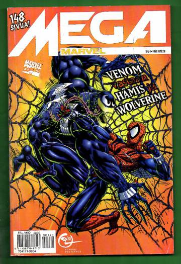 Mega-Marvel 4/98 - Venom