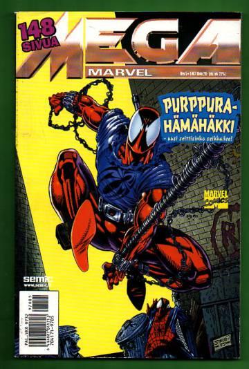 Mega-Marvel 5/97 - Purppurahämähäkki