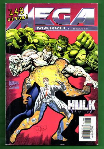 Mega-Marvel 1/97 - Hulk