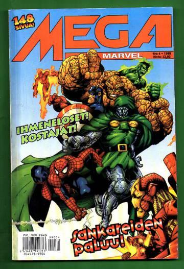 Mega-Marvel 4/99 - Ihmeneloset, Kostajat