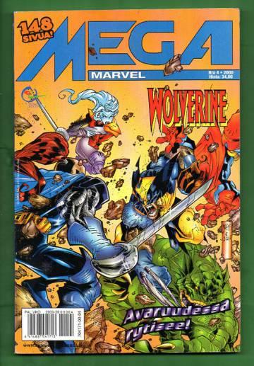 Mega-Marvel 4/00 - Wolverine