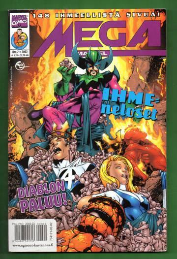 Mega-Marvel 2/02 - Ihmeneloset