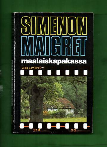 Maigret maalaiskapakassa - Komisario Maigret'n tutkimuksia