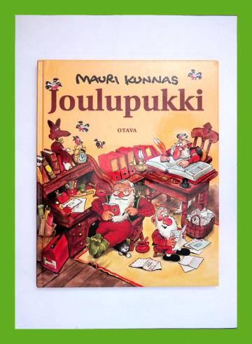 Joulupukki - Kirja joulupukin ja tonttujen puuhista Korvatunturilla