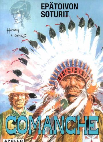 Comanche 2 - Epätoivon soturit