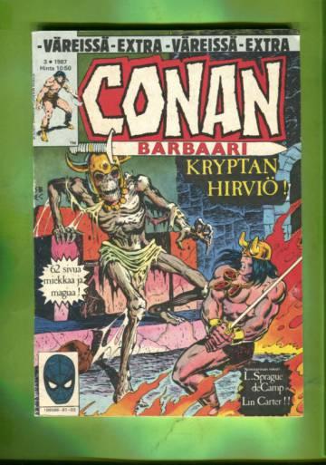 Conan 3/87