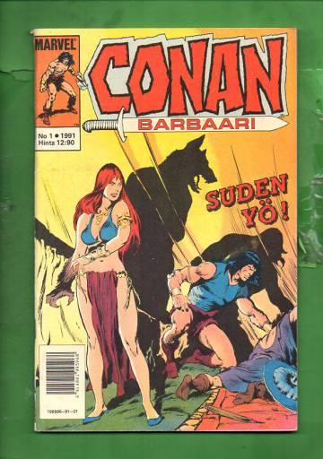 Conan 1/91