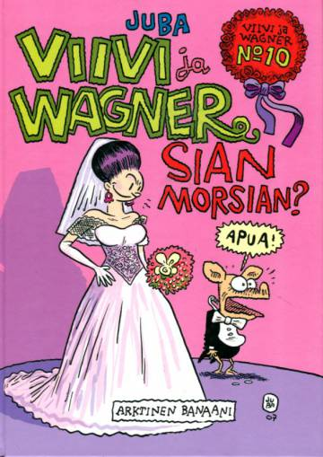 Viivi ja Wagner 10 - Sian morsian? (sid.)