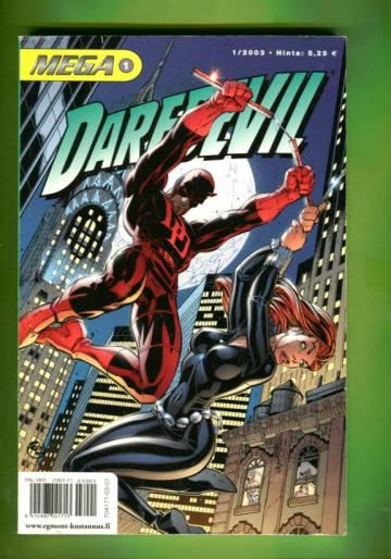 Mega 1/03 - Daredevil (Mega-Marvel)