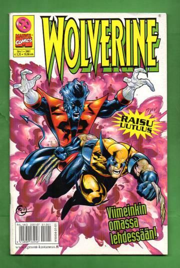 Wolverine 1/01