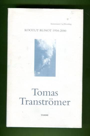 Kootut runot 1954-2000