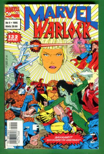 Marvel 9/95 - Warlock