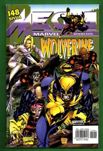 Mega-Marvel 4/97 - Wolverine