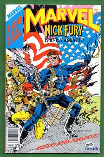 Marvel 1/92 - Nick Fury