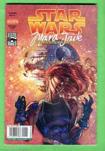 Star Wars 5/00 - Mara Jade & SWON 2/6