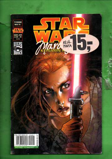Star Wars 7/00