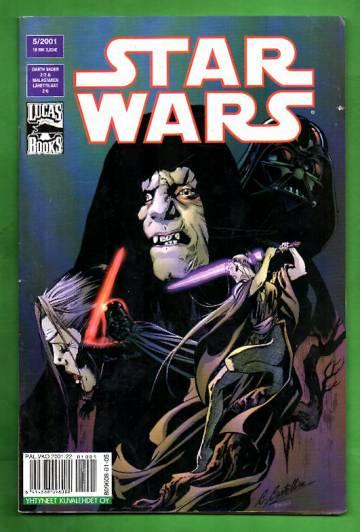 Star Wars 5/01 - Darth Vader 2/2 & Malastaren lähettiläät 2/6