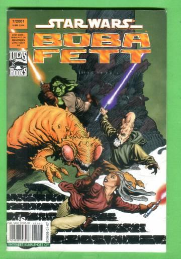 Star Wars 7/01 - Star Wars - Boba Fett 2/6 & Malastaren lähettiläät 4/6