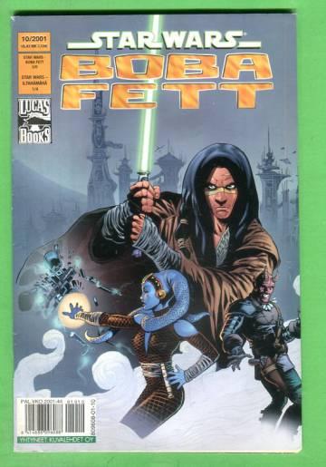 Star Wars 10/01 - Star Wars - Boba Fett 5/6 & Star Wars - Iltahämärä 1/4