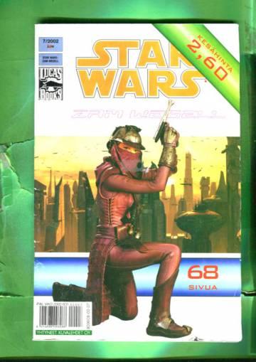 Star Wars 7/02 - Star Wars - Zam Wesell