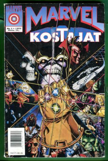 Marvel 5/93 - Kostajat