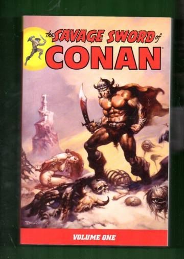 The Savage Sword of Conan 1