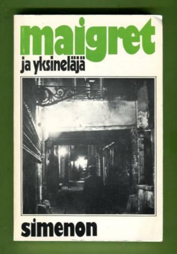 Maigret ja yksineläjä