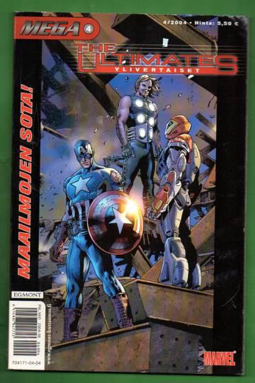 Mega 4/04 - Ylivertaiset (Mega-Marvel)