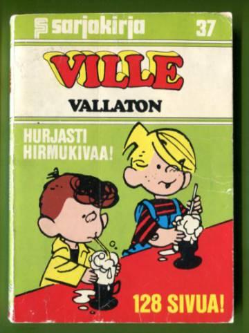 Semicin sarjakirja 37 - Ville Vallaton