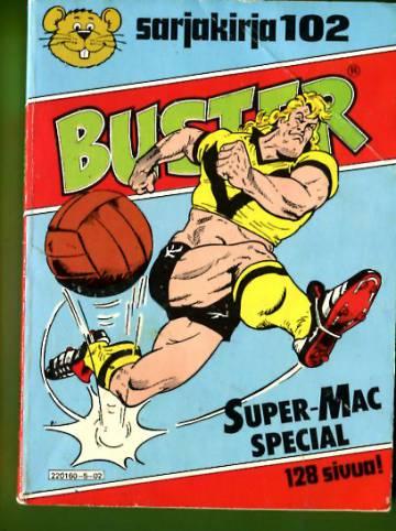 Semicin sarjakirja 102 - Buster