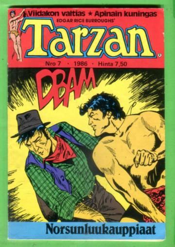 Tarzan 7/86