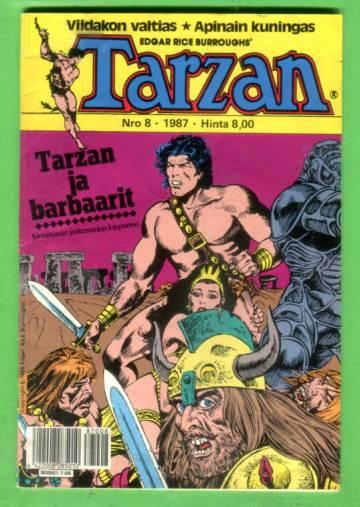 Tarzan 8/87