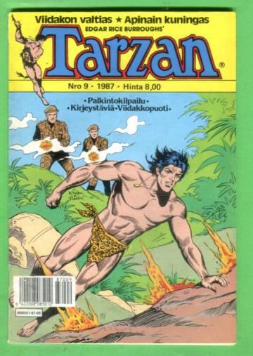 Tarzan 9/87