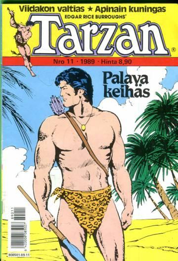Tarzan 11/89