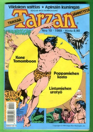 Tarzan 10/89