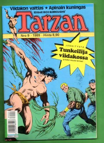 Tarzan 9/89