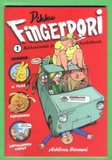 Pikku Fingerpori 1 - Kähmintää ja kytköksiä