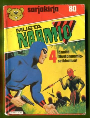 Semicin sarjakirja 80 - Mustanaamio