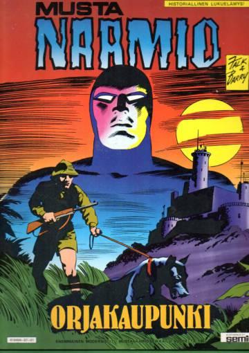 Mustanaamio-albumi 1/87 - Orjakaupunki