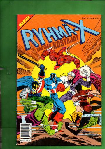 Ryhmä-X 1/90 (X-Men)