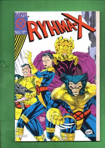 Ryhmä-X 2/93 (X-Men)