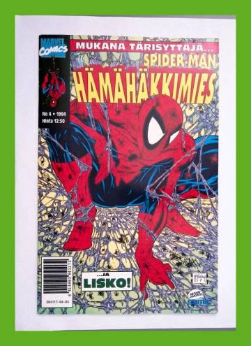 Hämähäkkimies 4/94 (Spider-Man)
