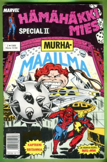 Hämähäkkimies-spesiaali 2/89 (Spider-Man)