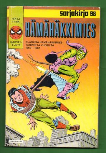 Semicin sarjakirja 98 - Hämähäkkimies (Spider-Man)