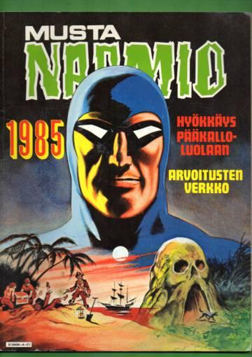 Mustanaamio - Vuosialbumi 1985